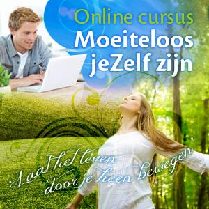 online cursus moeiteloos jezelf zijn